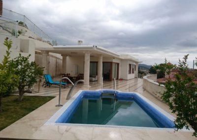 Construcciones de viviendas y piscinas en Málaga